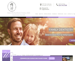 Dentist For Kids Gonzales