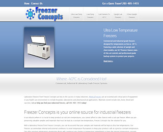 Low Temp Freezers