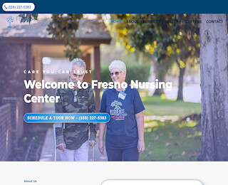 Skilled Nursing Facility Fresno Ca