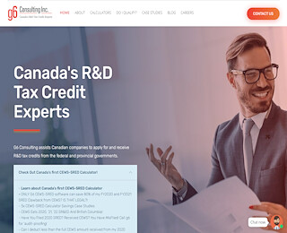 SRED Consultants in Toronto  RD Tax Consulting Services