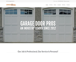Garage Door Repair Pembroke Pines