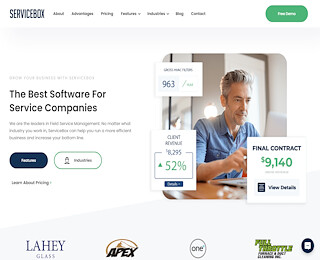 Service Job Management Software