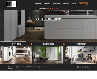 glotechkitchens.co.uk