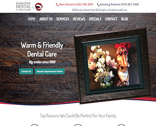Family Dentist Guelph