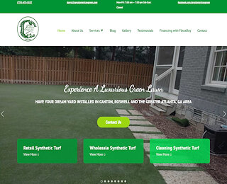 Synthetic Grass Atlanta