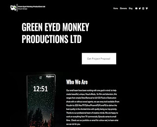 greeneyedmonkeyproductions.com