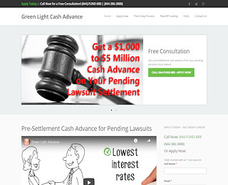 Settlement Cash Advance