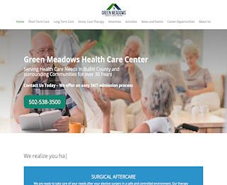 Nursing Homes In Shepherdsville Ky
