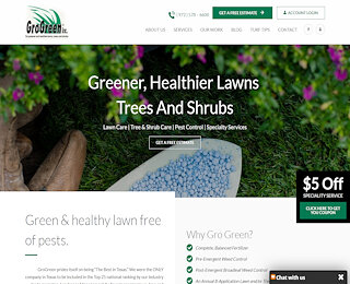 Dallas Grass Fertilizer Service