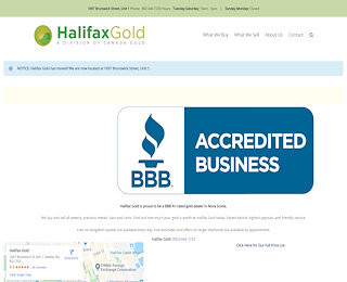 Where To Buy Gold Halifax