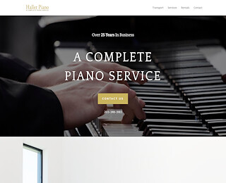 Piano Tuning Fairfield