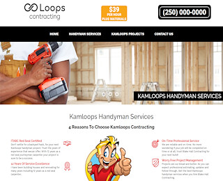 Renovations Contractors Kamloops