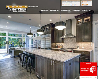 hatcherconstruction.net