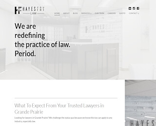 Lawyers In Grande Prairie
