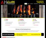 hclarkheatingandplumbing.co.uk
