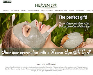 Spa Montgomery County PA