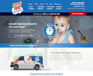 Carpet Cleaning San Luis Obispo CA