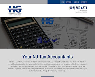 Business Taxes Nj