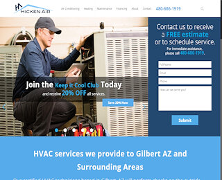Hvac Repair Gilbert Az