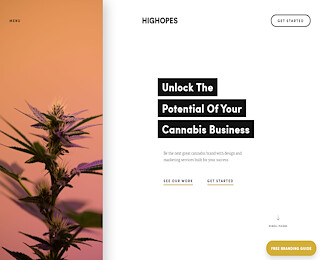 Cannabis marketing