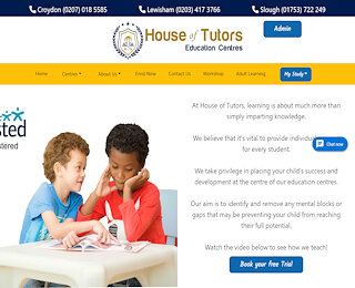 Private Tutor Croydon