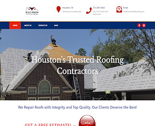 Residential Roofing Company Houston