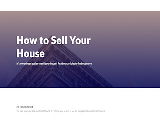 Why you should sell your house yourself