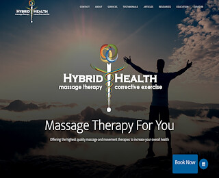 Deep Tissue Massage Boise