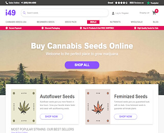 Buy Cannabis Seeds For Sale
