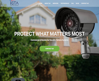 Security Camera Installation Toronto