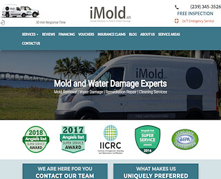 Mold Inspection Naples FL