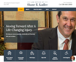 Houston Work Injury Lawyer