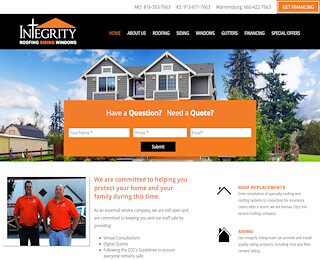 Roofing Contractors Johnson County KS