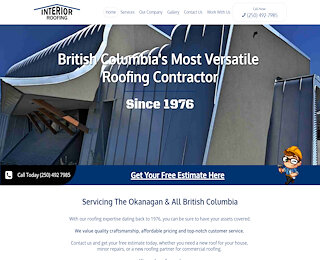 Roof Maintenance Kelowna