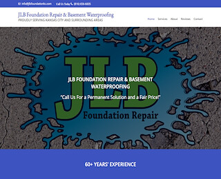 foundation repair Overland Park KS