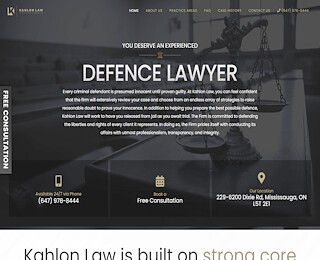 criminal defence lawyer Brampton