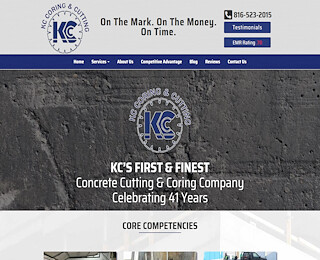 concrete core drilling Kansas City