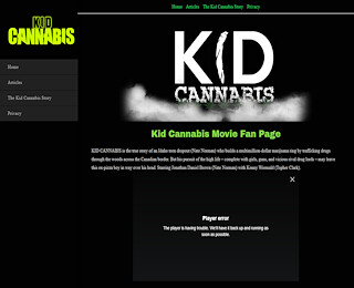 The Kid Cannabis Story