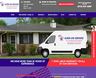 Air Conditioning Service Plano