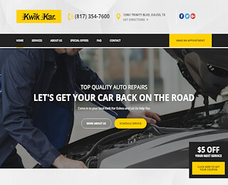car repair shop in Euless