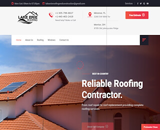 Roofing Contractor Miami