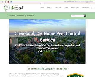 pest control Rocky River Ohio