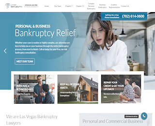 Chapter 7 Bankruptcy Attorney Las Vegas