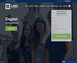 English Language School Los Angeles