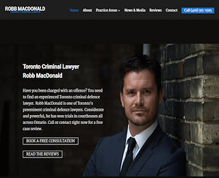 Criminal Defense Attorney Toronto Ontario