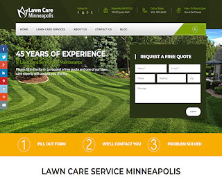 Lawn Care Minneapolis