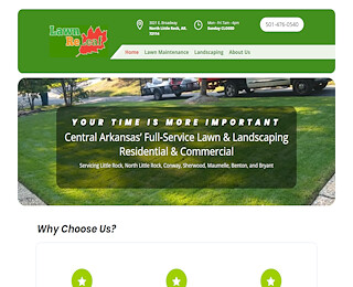 Lawn Mowing Services Little Rock Ar