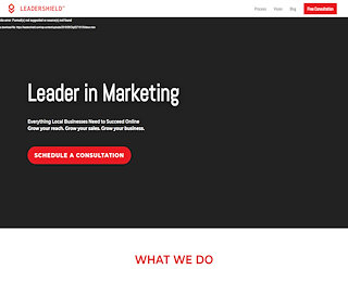 responsive website designer Houston