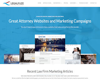 Affordable Law Firm Websites