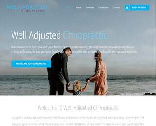 chiropractor north Scottsdale